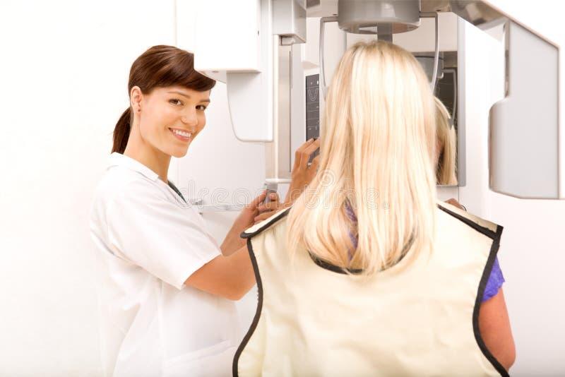 Máquina de radiografía dental fotos de archivo libres de regalías