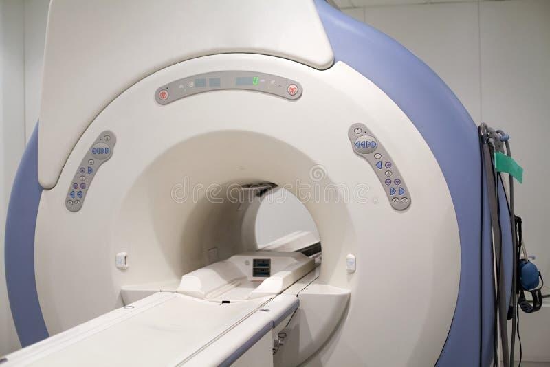 Máquina de resonancia magnética imagen de archivo