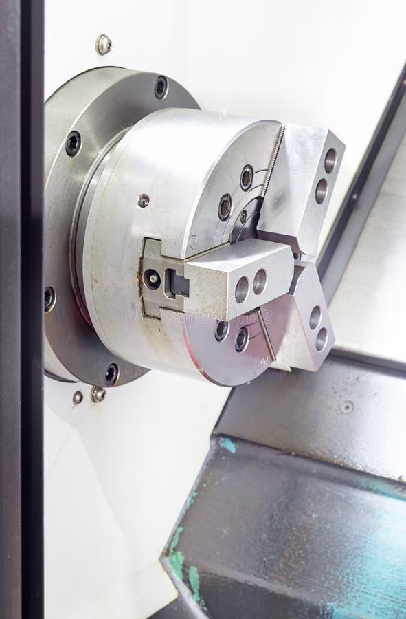 Máquina do CNC imagens de stock