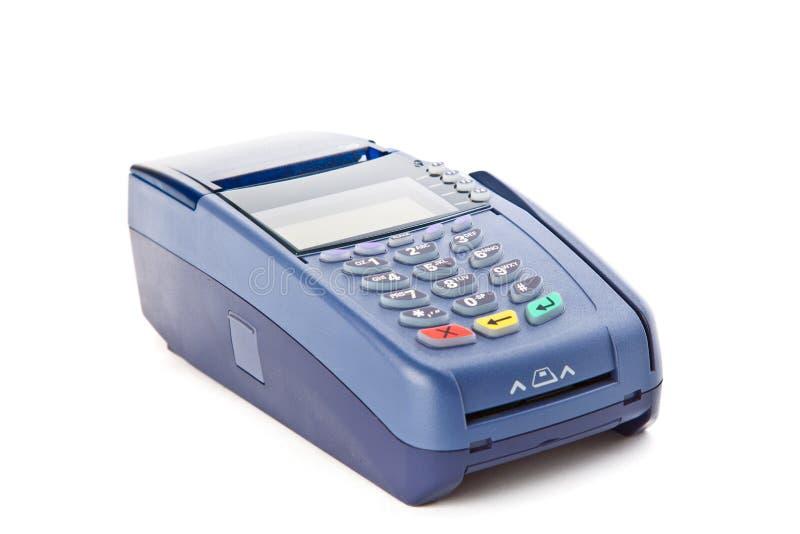Máquina do pagamento fotos de stock