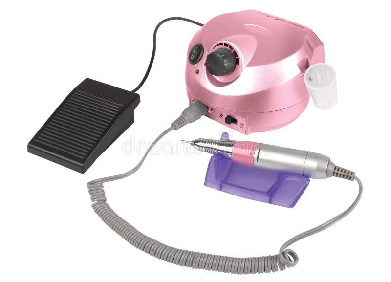 Máquina do tratamento de mãos foto de stock royalty free