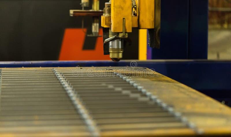 Máquina Tecnologias modernas da engenharia industrial fotografia de stock