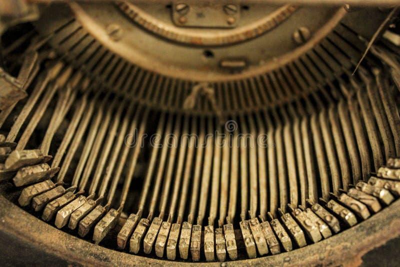 Máquina vieja imágenes de archivo libres de regalías