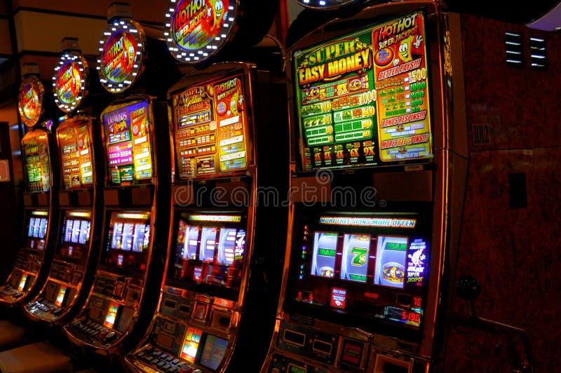 Máquinas de entalhe fotografia de stock royalty free