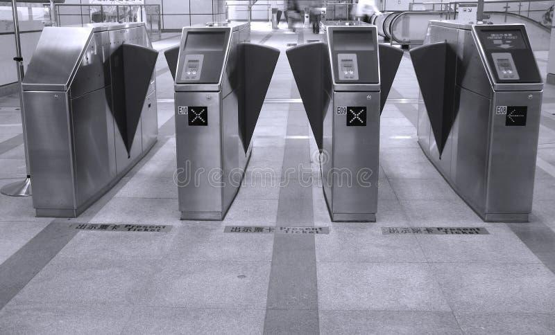 Download Máquinas Del Boleto Del Subterráneo Foto de archivo - Imagen de brillante, público: 7281852