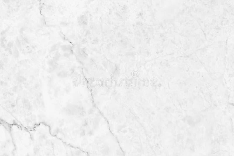 Mármore branco do teste padrão usado para o fundo imagem de stock royalty free