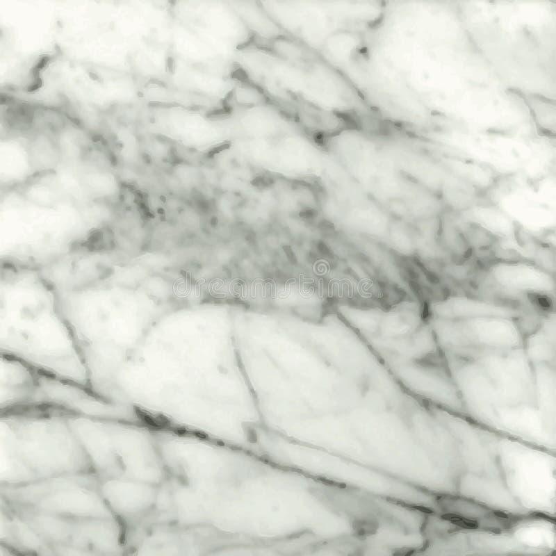 mármore do branco de +EPS
