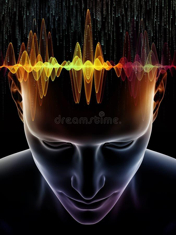 Más allá de mente humana libre illustration