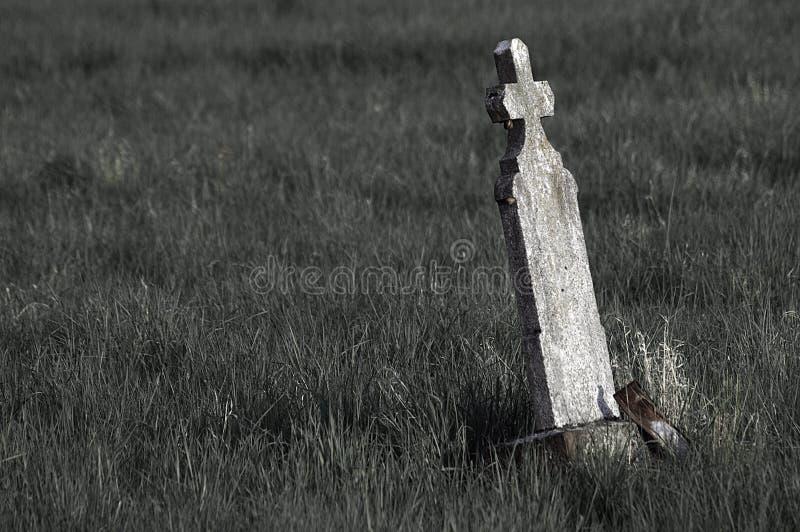 Más allá de muerte fotografía de archivo