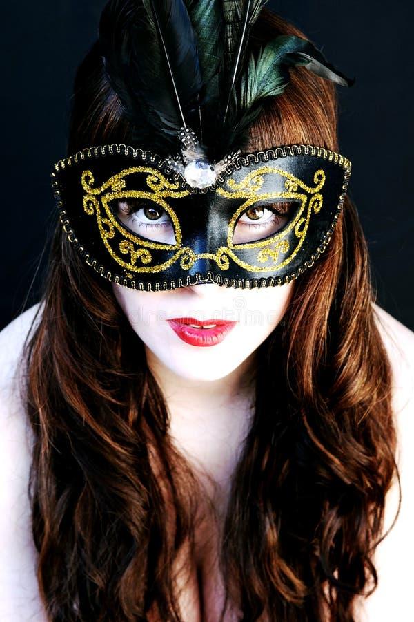 A máscara imagem de stock royalty free