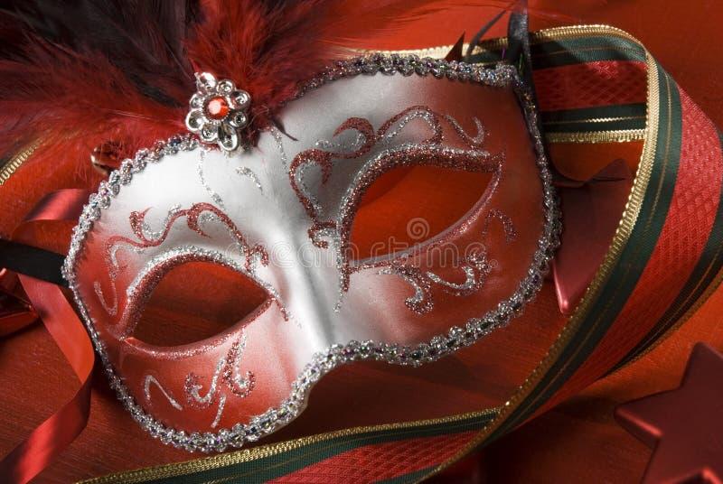 Máscara fotografia de stock