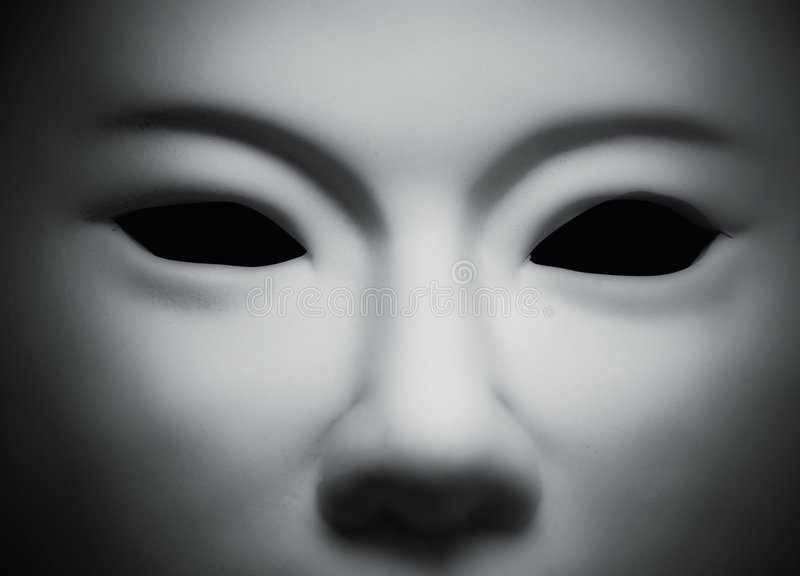 A máscara imagens de stock royalty free