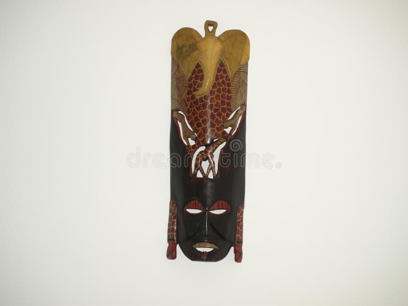Máscara africana imagen de archivo