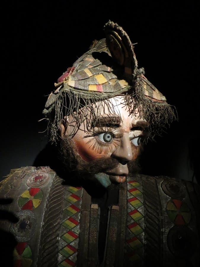 Máscara boliviana tradicional foto de stock