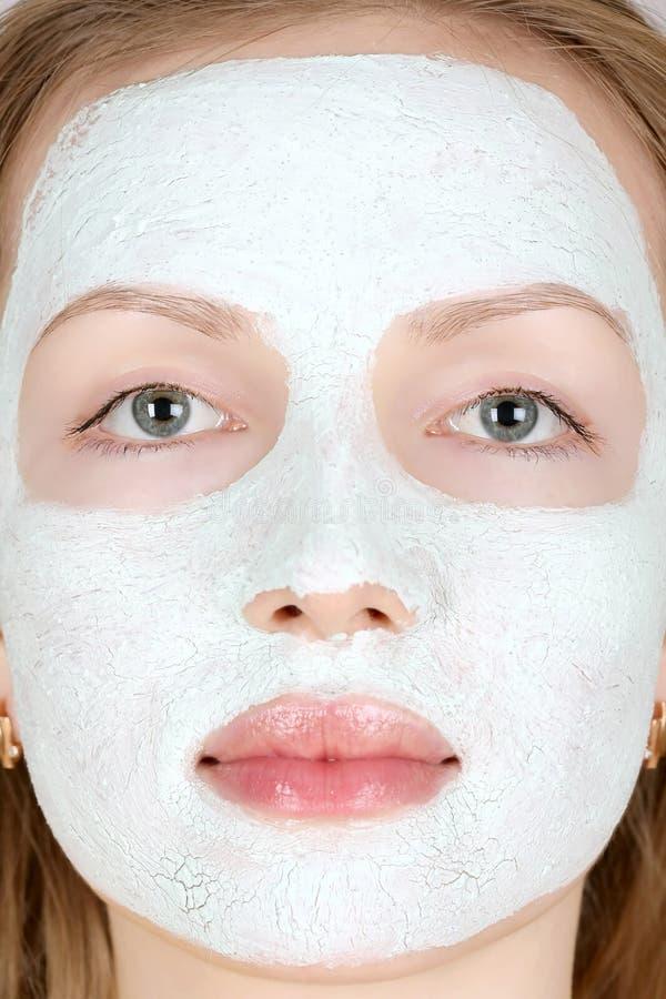 Máscara da composição foto de stock