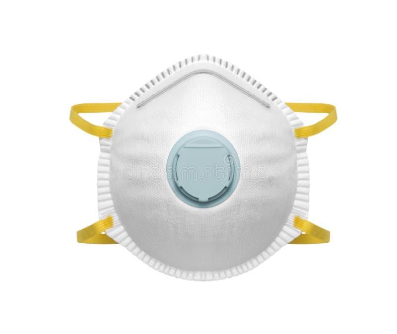Máscara da segurança para a proteção da poeira foto de stock royalty free