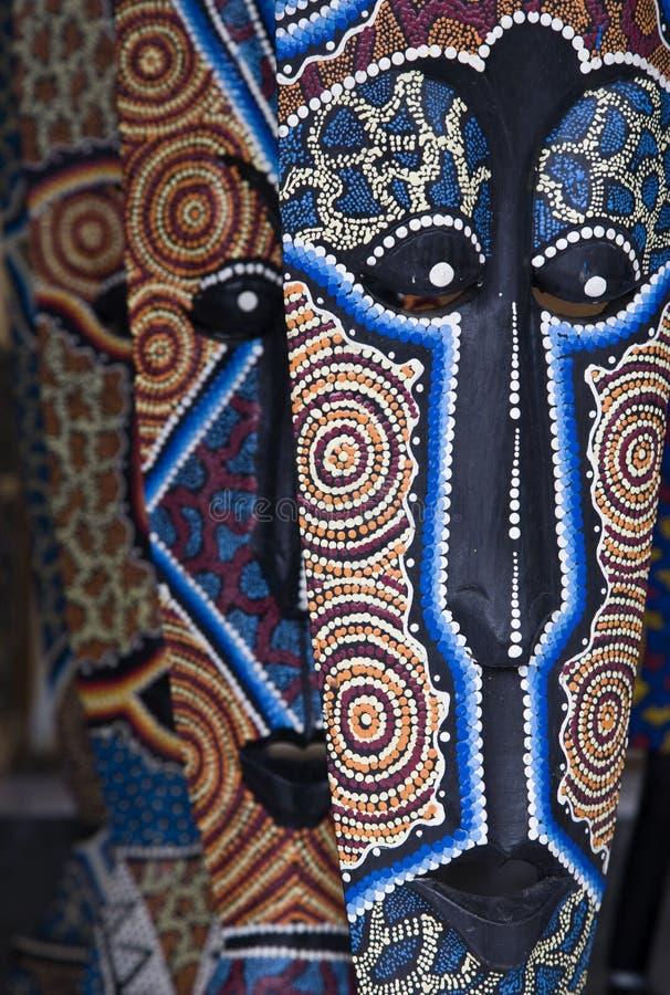 Máscara de Bali foto de stock