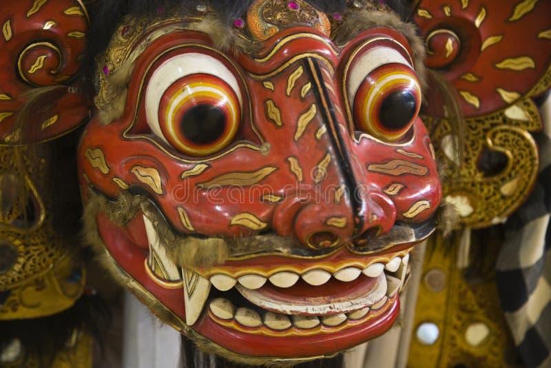 Máscara de Barong foto de archivo libre de regalías
