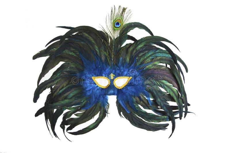 Máscara de Carnaval ilustração do vetor