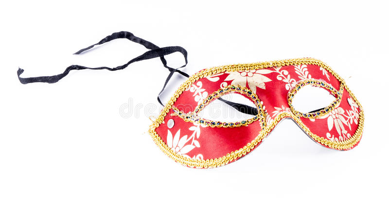 Máscara de Carnaval fotos de archivo