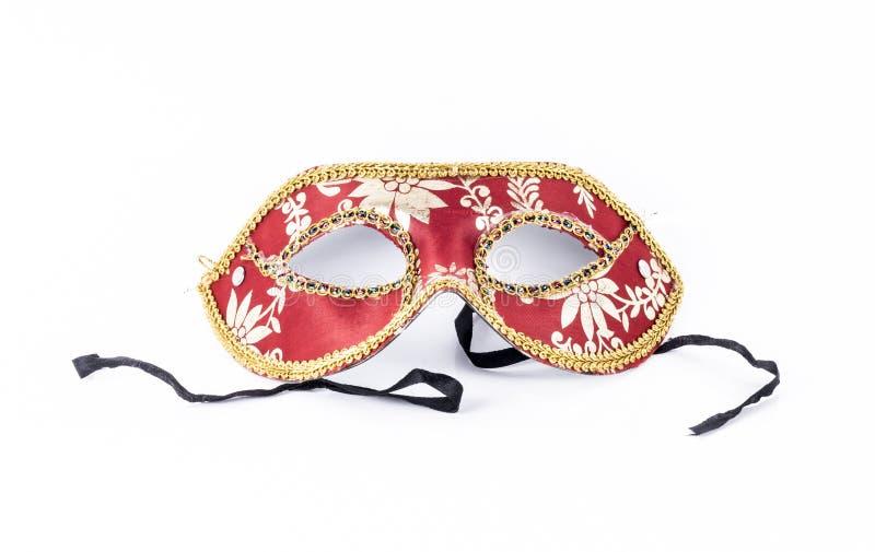 Máscara de Carnaval foto de archivo