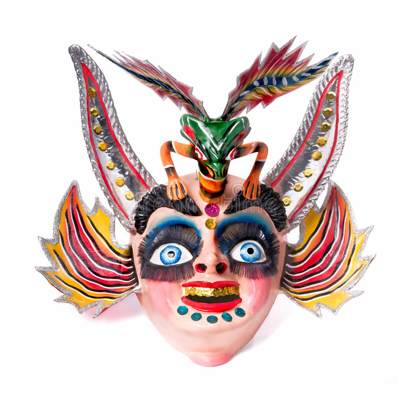 Download Máscara de China Supay foto de archivo. Imagen de máscara - 7279990