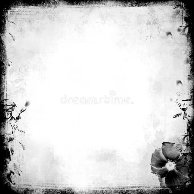 Máscara de Grunge/overlay ilustração royalty free