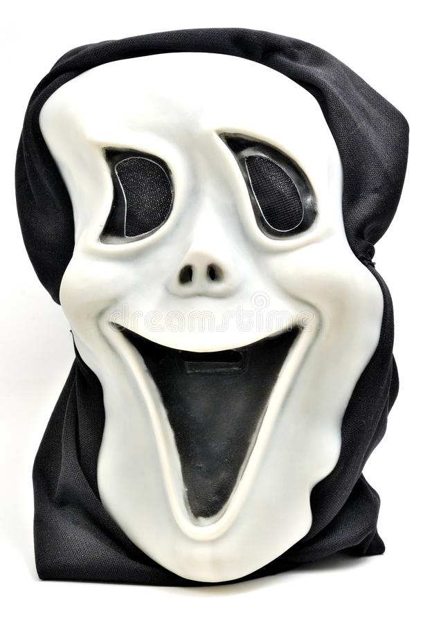 Máscara de Halloween fotos de stock royalty free