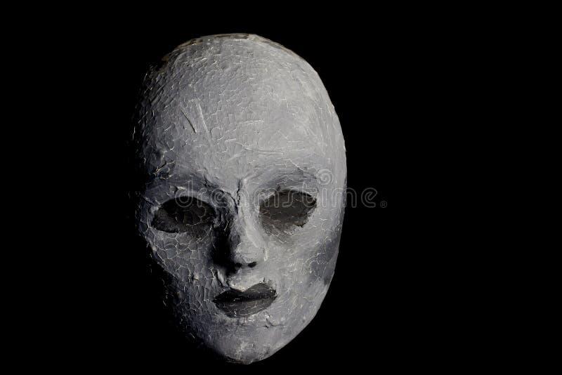 Máscara de Halloween fotos de archivo