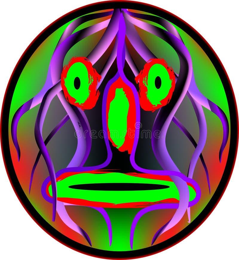 Máscara de la fantasía fotos de archivo libres de regalías