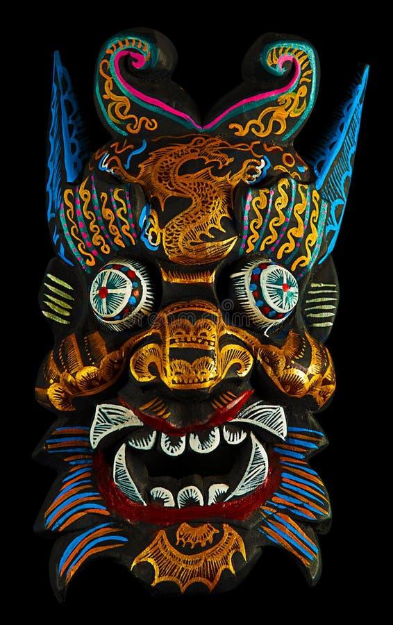 Máscara de Tailandia foto de archivo libre de regalías