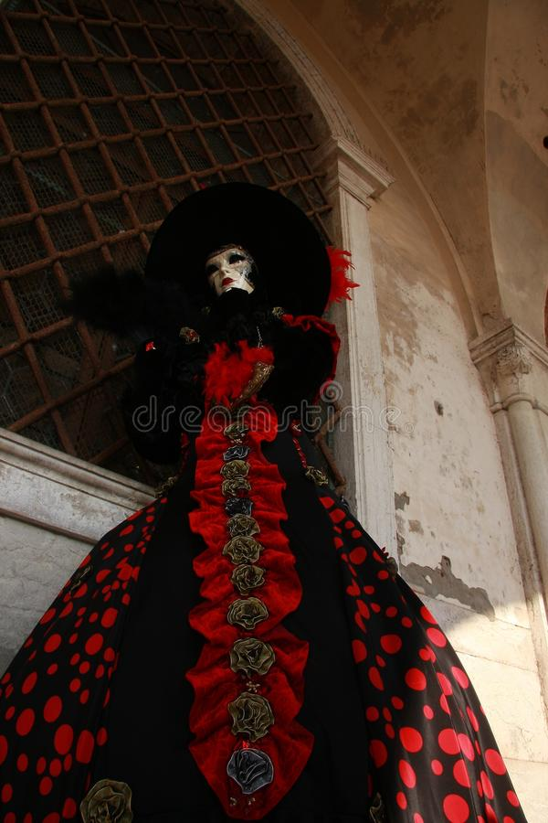 Máscara 3 de Veneza fotos de stock royalty free