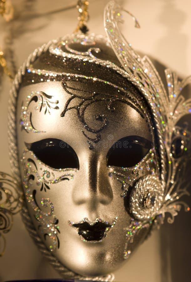 Máscara de Veneza fotografia de stock