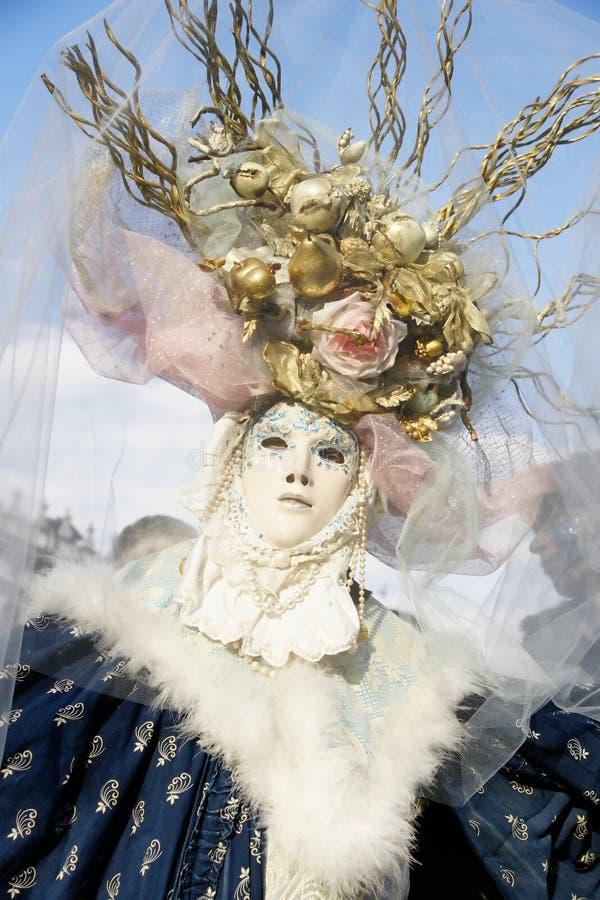 Máscara de Veneza, carnaval. fotos de stock royalty free