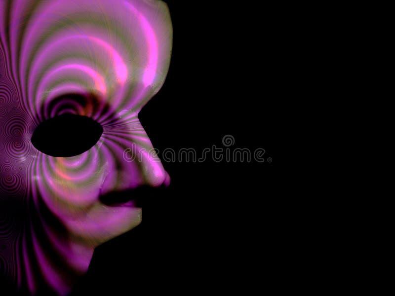 Máscara del fractal fotos de archivo libres de regalías