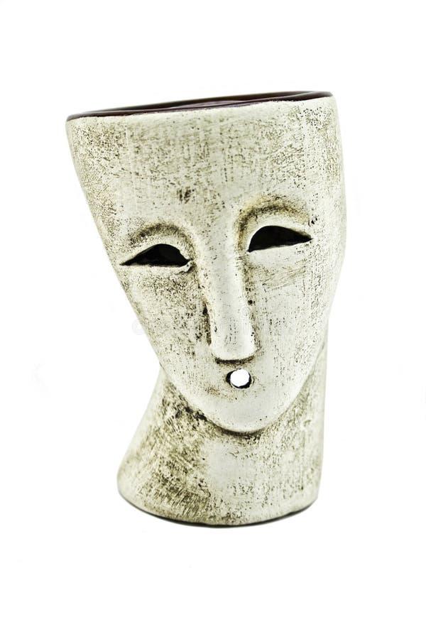 Máscara del mime imagen de archivo libre de regalías