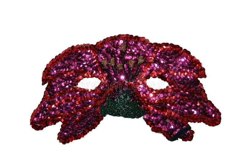 Máscara del partido fotos de archivo