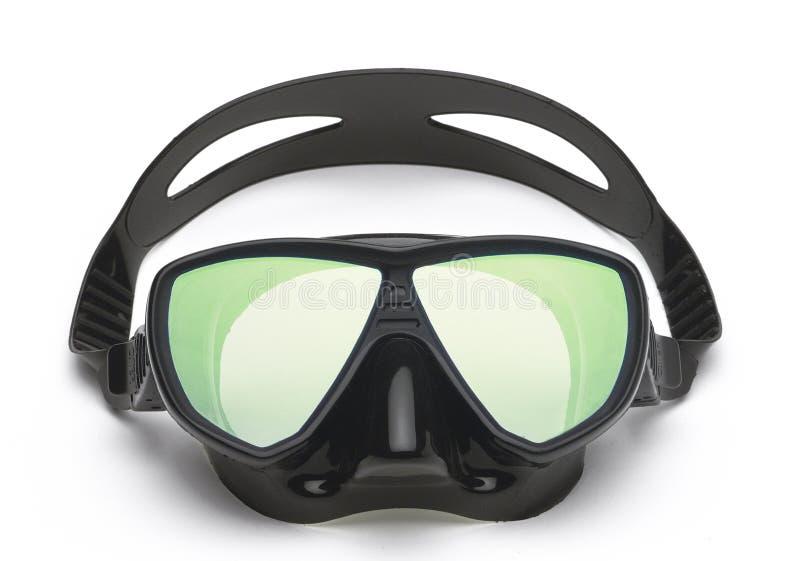 Máscara del tripulante de submarino fotografía de archivo