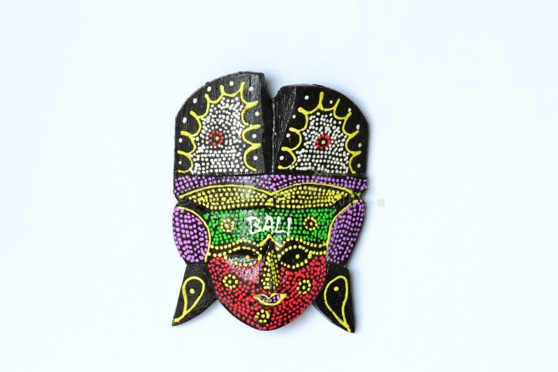 A máscara do artesanato foto de stock