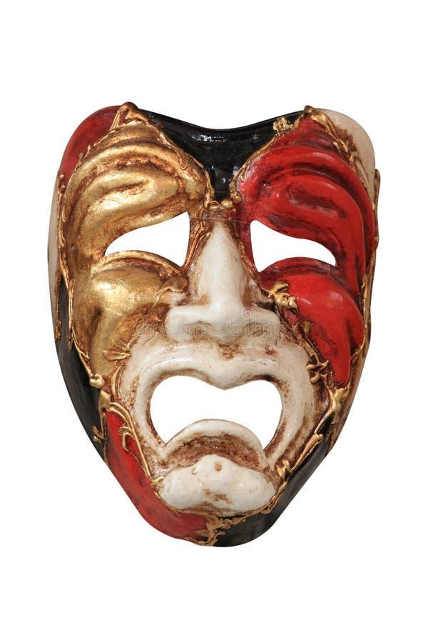 Máscara do carnaval fotos de stock