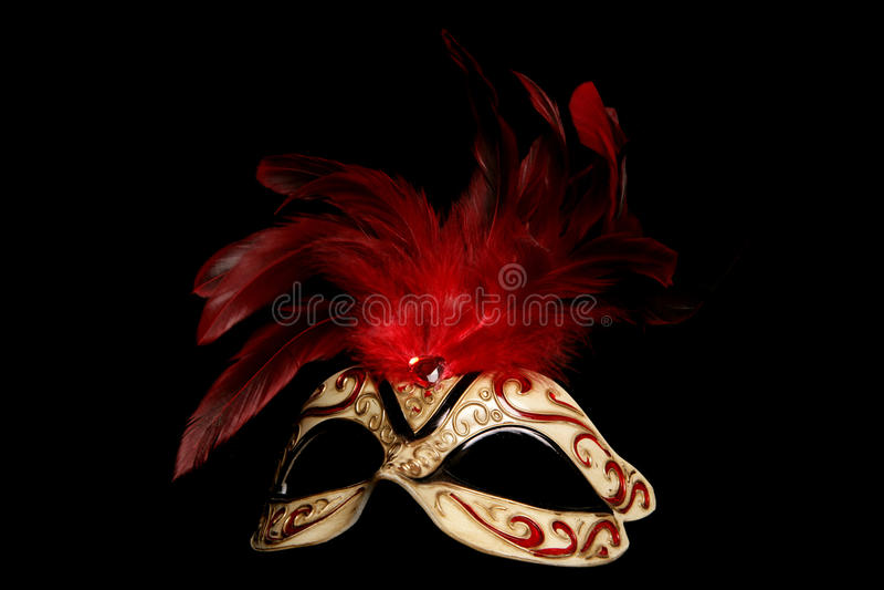 Máscara do disfarce fotos de stock