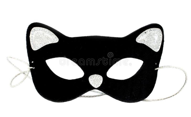 Máscara do gato fotos de stock royalty free