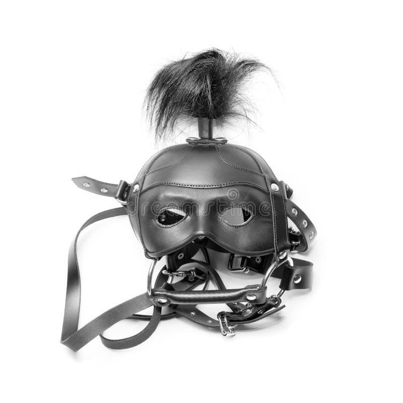 Máscara do Sadomasochism imagens de stock