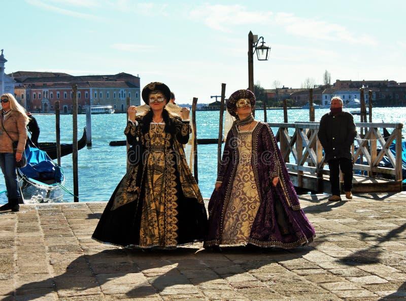 a máscara do Venetian-estilo, o carnaval de Veneza é um do mais famosos no mundo, seu característico é as máscaras, criadas ao re imagem de stock royalty free