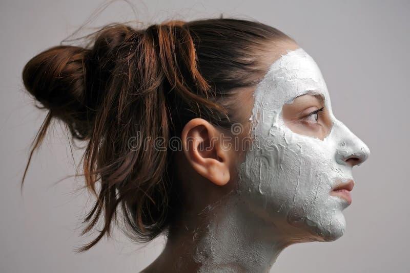 Máscara facial fotos de archivo libres de regalías