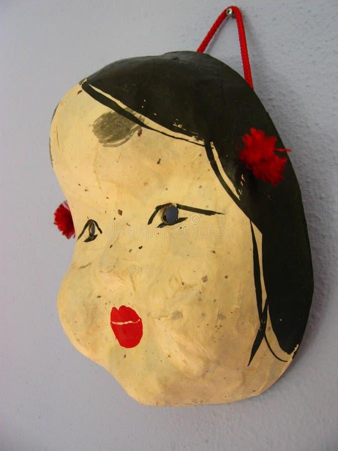 Download Máscara japonesa foto de stock. Imagem de theatre, masquerade - 68968