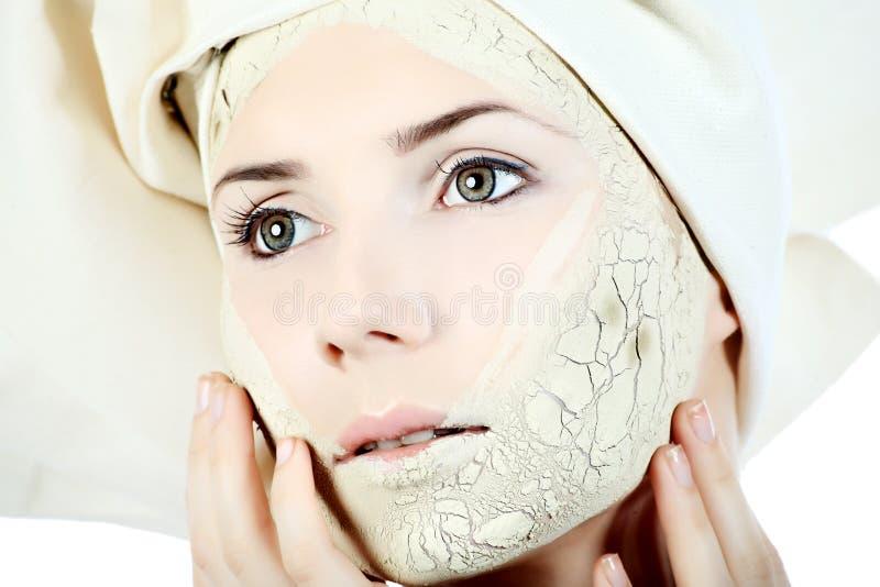 Máscara protectora imagens de stock royalty free