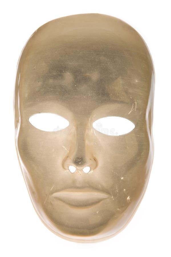 Máscara protectora delével imagens de stock