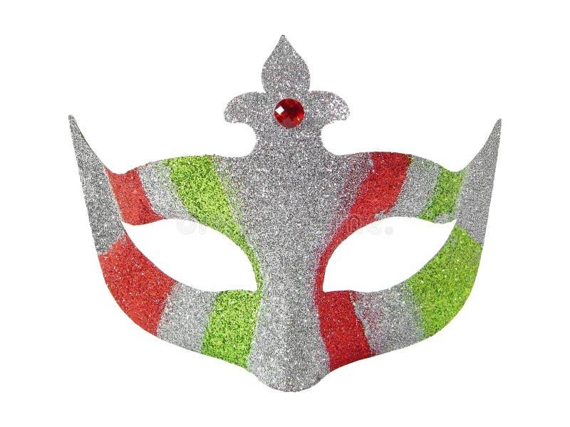 Máscara Sparkling foto de stock