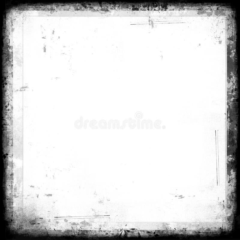 Máscara suja/overlay ilustração do vetor